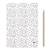 Irish made notebook