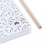Feather Notebook Design