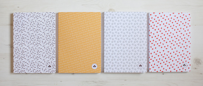 notebooks as gifts