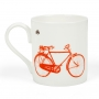 Irish Mugs, High Nelly Bicycle