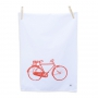 TeaTowels Bike