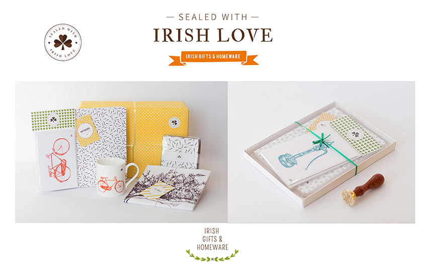 Gift Boxes from Ireland