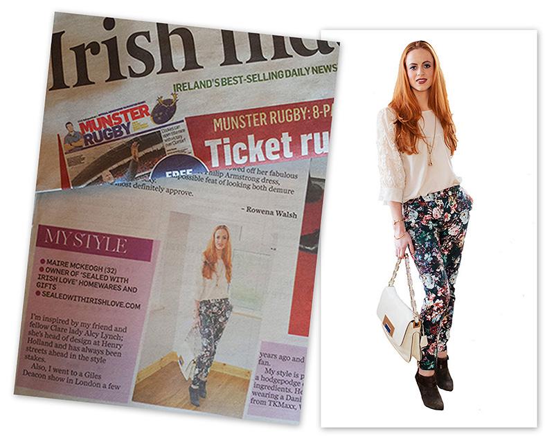 Irish gift store in the irish independent