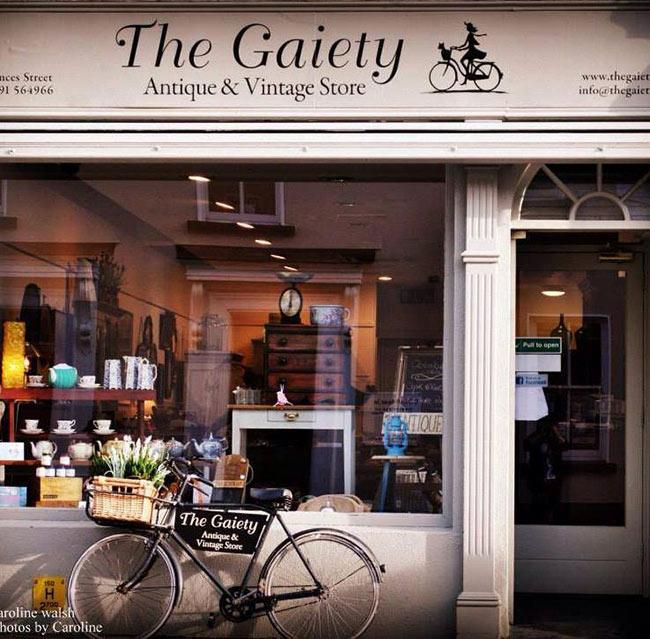 The Gaiety Irish Shop in Galway and Westport
