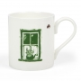 Irish Mugs, Irish Cottage Window