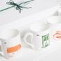 Sealed with Irish Love China Mugs Gift Box