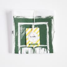Cottage Window Tea Towel