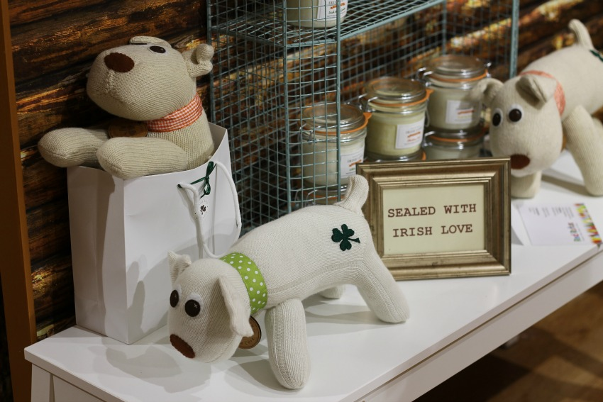 Hand Made Irish Sock Dogs