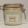 Rhubarb and Ginger Candles