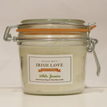 White Jamine Candle Gifts